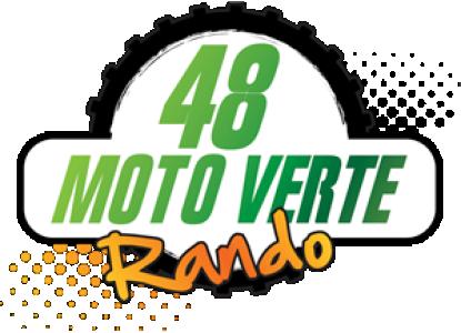 Logo Moto Verte Rando 48